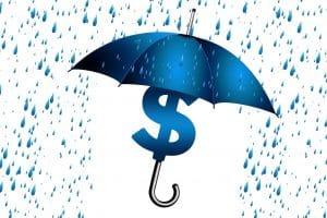מטרייה וכסף